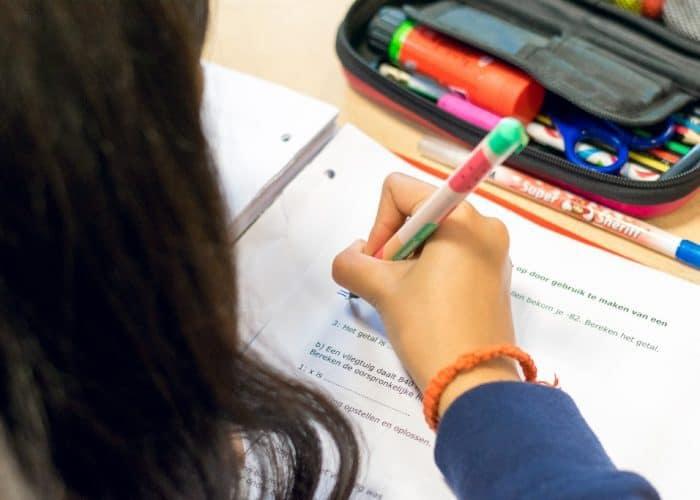 Huiswerkklas 1